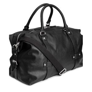 H&M Weekend Bag in Faux Leather NWT